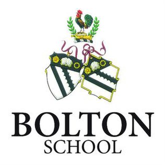 Bolton School - Image: Bolton School Foundation Joint Logo