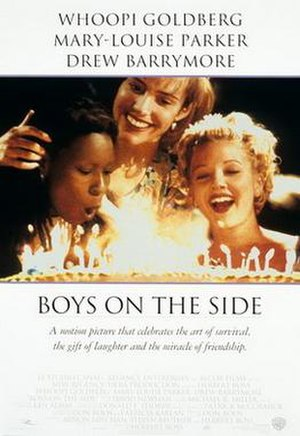 Boys on the Side - Theatrical release poster