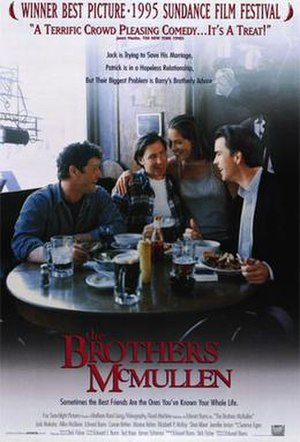 The Brothers McMullen - Theatrical release poster