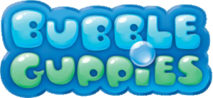 Bubble Guppies - Image: Bubble Guppieslogo