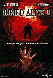 <i>Buried Alive II</i> 1997 television film directed by Tim Matheson