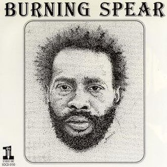 Studio One Presents Burning Spear - Image: Burning 500x 500