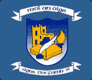 Castleknock Community College - School crest