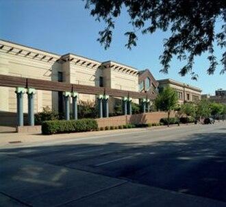 Museum of Art Cedar Rapids - Image: CR Art Museum