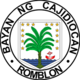 Official seal of Cajidiocan