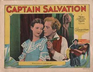 <i>Captain Salvation</i> (film) 1927 film by John S. Robertson