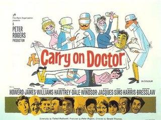 <i>Carry On Doctor</i>