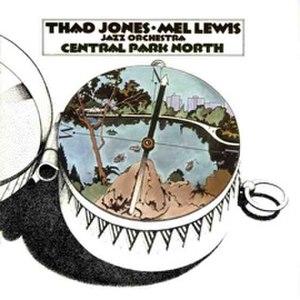 Central Park North (album) - Image: Central Park North Thad Jones Mel Lewis