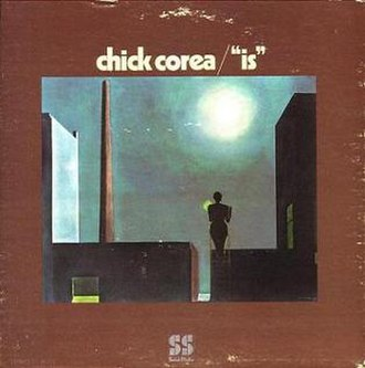 Is (album) - Image: Chick Corea Is