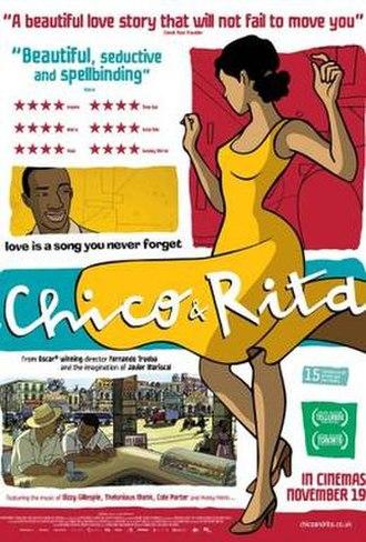 Chico and Rita - Image: Chico Rita