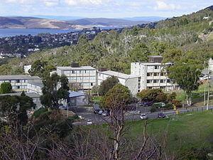 Christ College (University of Tasmania) - Christ College 1971-Current, Sandy Bay