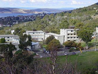 Dirk Bolt - Christ College, University of Tasmania
