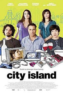 <i>City Island</i> (film) 2009 American comedy-drama film directed by Raymond De Felitta