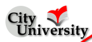 City University, Bangladesh - Image: Cityuinv logo