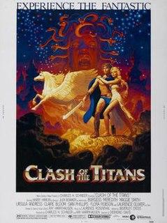 <i>Clash of the Titans</i> (1981 film) 1981 film by Desmond Davis
