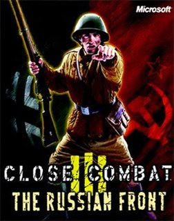 <i>Close Combat III: The Russian Front</i> 1998 video game