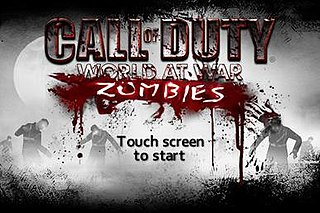 <i>Call of Duty: Zombies</i> video game