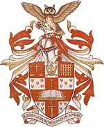 The coat-of-arms were officially granted on September 5, 1967 to the then College of Law[14].