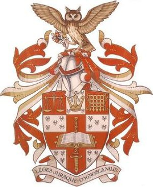 University of Law - Image: College of Law Crest
