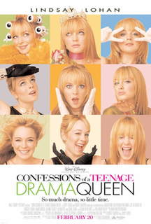 <i>Confessions of a Teenage Drama Queen</i> 2004 film