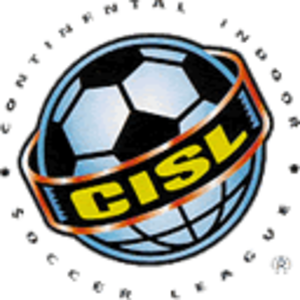 Continental Indoor Soccer League - Image: Continental Indoor Soccer League logo