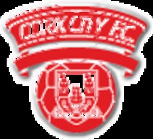 Cork City F.C. - One of Cork City's crests