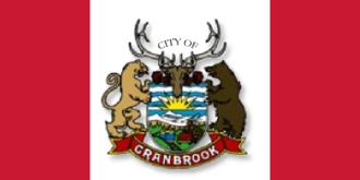 Cranbrook, British Columbia - Image: Cranbrook, BC flag