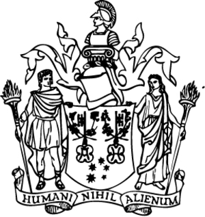 Australian Academy of the Humanities - Image: Crest No Text