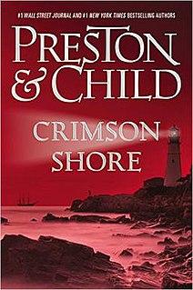 <i>Crimson Shore</i> book by Douglas Preston