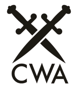 Crime Writers' Association - Image: Cwa logo
