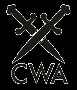 Crime Writers' Association - Image: Cwa logo