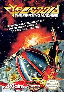 <i>Cybernoid</i> 1987 video game