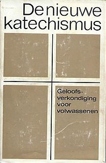 post-Second Vatican Council catechism in Dutch, mainly written by Edward Schillebeeckx and Piet Schoonenberg