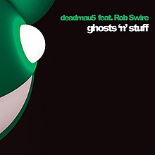Deadmau5 y Rob Swire - Arte de la portada de Ghosts N Stuff.jpg