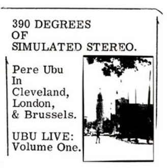 390° of Simulated Stereo - Image: Degreesofstereo