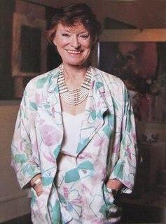 Della Butcher British art dealer