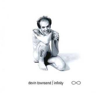 Infinity (Devin Townsend album) - Image: Devin Townsend Infinity album cover