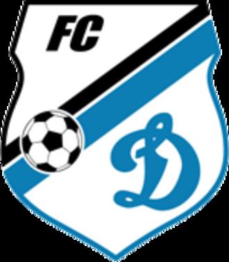 JK Dünamo Tallinn - Image: Dinamotallinn