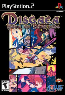 <i>Disgaea: Hour of Darkness</i> video game
