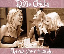 DixieChicks theres your trouble.jpg