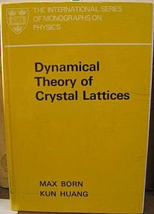 Dynamical Theory of Crystal Lattices.jpg