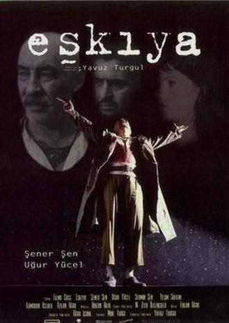 The Bandit (1996 film) - Movie poster for Eşkıya