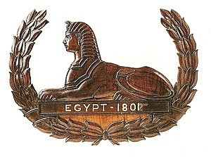 Madras Engineer Group - Image: Egypt (Sphinx)