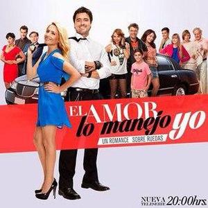 El amor lo manejo yo - Image: Elamorlomanejoyo