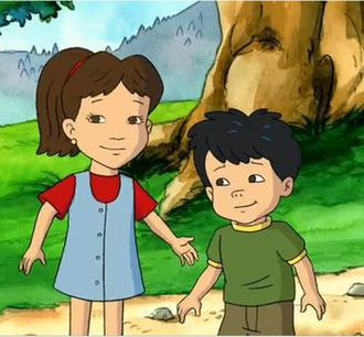 Dragon Tales - Image: Emmy and Max