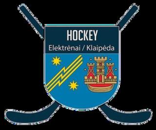 Energija Hockey/HC Klaipėda Ice hockey team in Kaunas, Lithuania