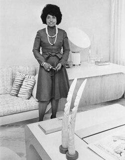 Eunice W. Johnson businessperson
