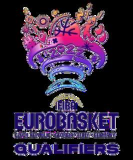 EuroBasket 2022 qualification