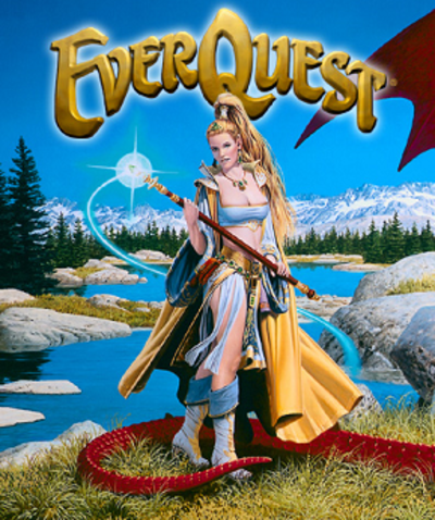 Picture of a game: Everquest
