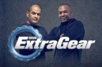 Extra Gear - Image: Extra Gear Official Logo